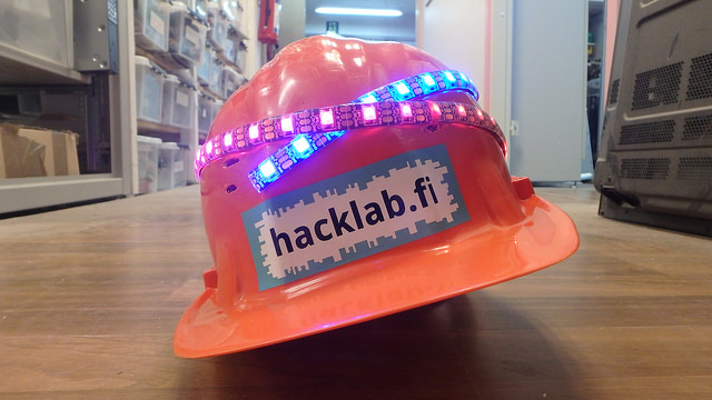 Kuva: Helsinki Hacklab