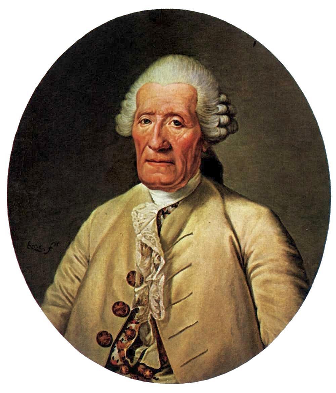 """""""Värkkääjä"""" ja keksijä Jacques de Vaucanson"""