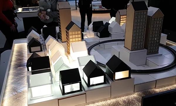 Arduinolla toteutettu interaktiivinen näyttelykohde Tiedekeskus Heurekassa